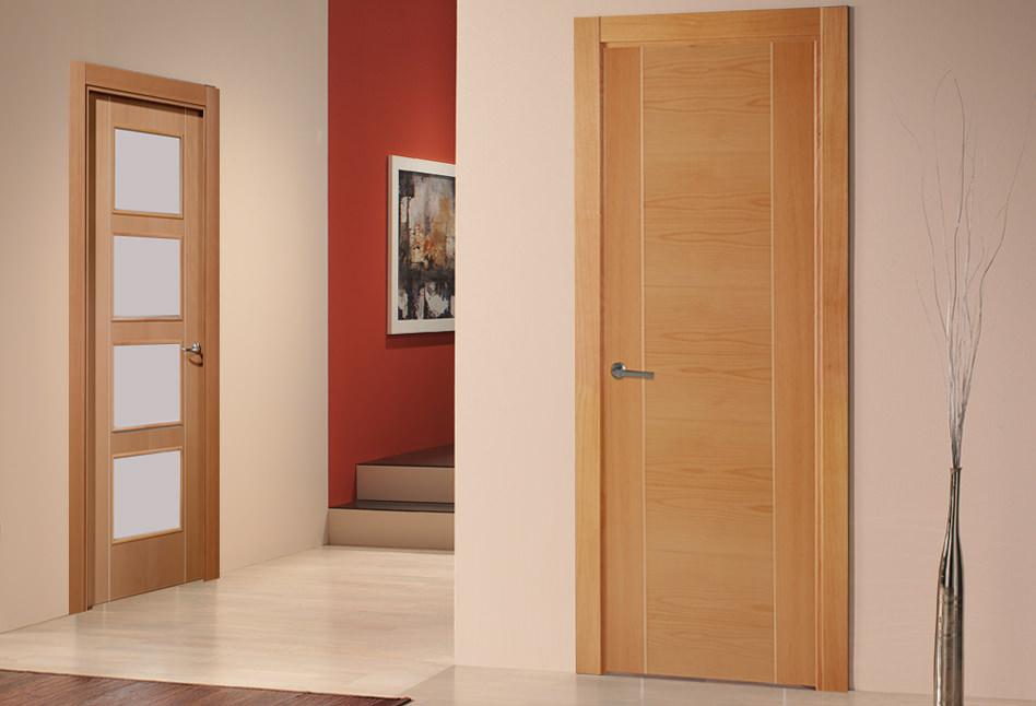 Puertas de madera interiores great resultado de imagen for Precio puerta madera interior