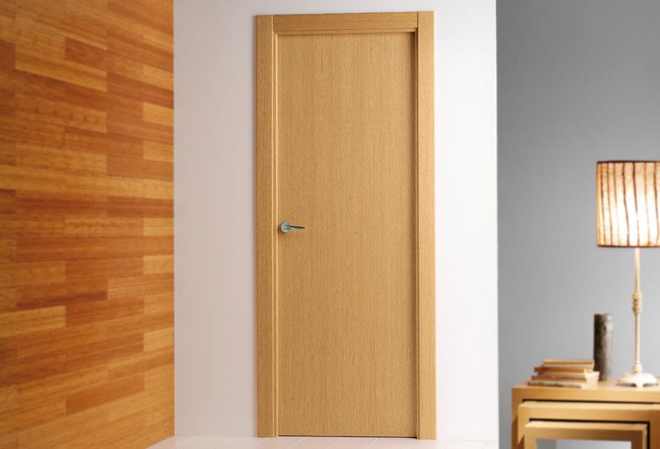 almacen puertas lisas rechapadas