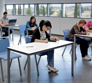 CompactMel Plus mesas colegios