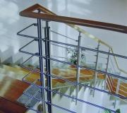 barandillas escaleras acero inoxidable