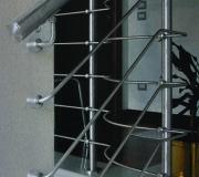 barandillas escaleras acero Madrid
