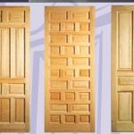 Puertas castellanas interior almacen
