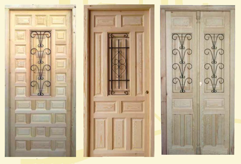 Puertas castellanas interior Precios
