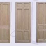 Puertas castellanas interior clasicas