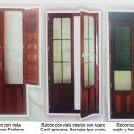 Stock Balcones Fraileros persiana