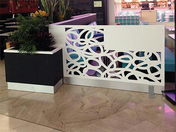 fabrica paneles pantografiados 3D Madrid