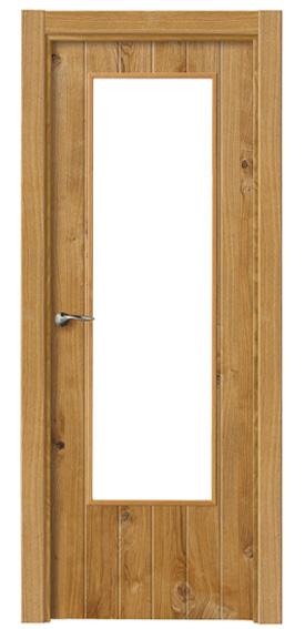 Puerta-Interior-Rustica-Nudos- Proma 1v