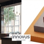 Innovus tablero MDF coloreado