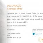 Instaladores homologados VIROC Madrid