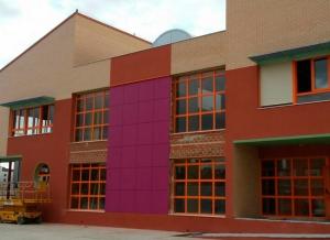 demasa-panel fenolico fachada ventilada