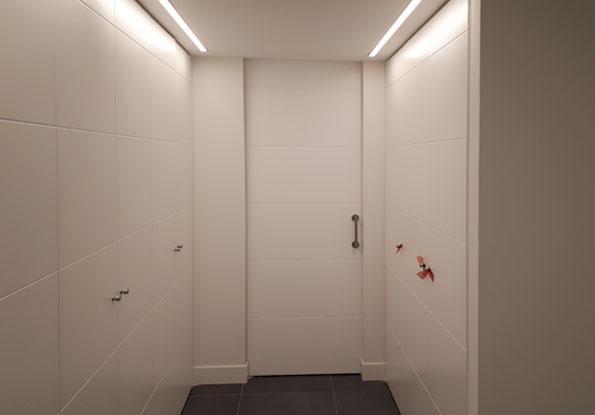 armarios empotrados a medida lacado