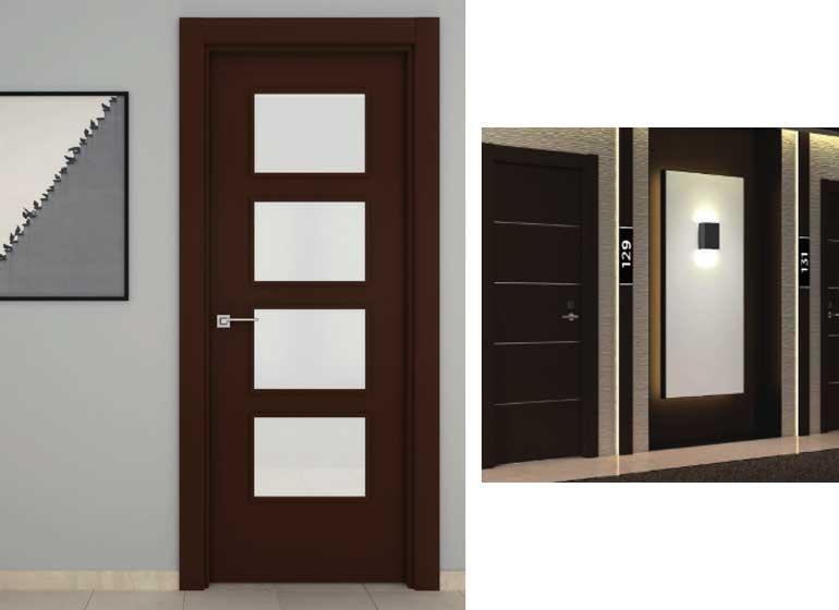 Distribuidor puertas aluminio residencias