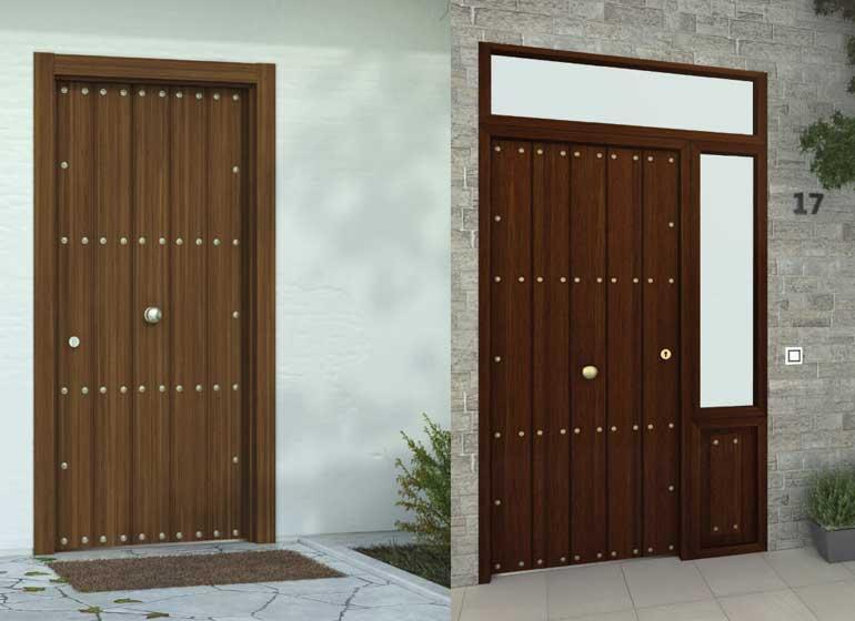 Distribuidor Madrid puertas aluminio interior