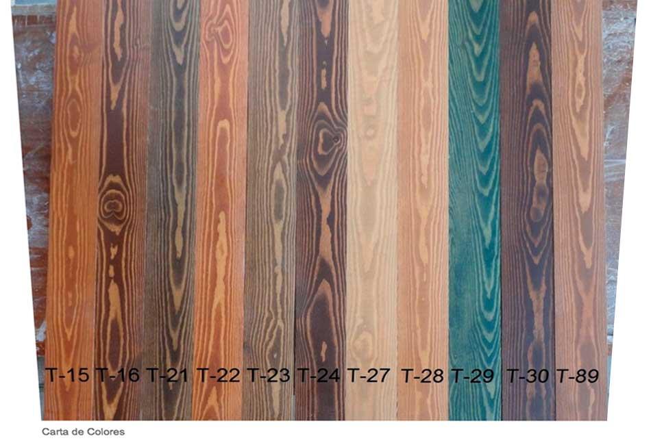 Porton rústico-tonos madera
